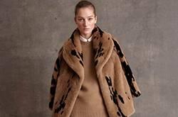 豹纹大衣时髦穿搭法 今冬就要这么潮