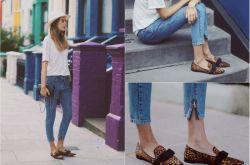 这个夏天 白T牛仔裤才是时尚潮流王道
