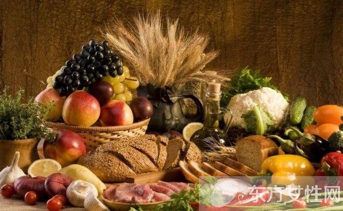 强碱性食物有哪些 怎么分辨食物的酸碱性