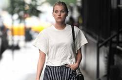 时尚单鞋怎么搭配 看看街拍常客都怎么穿