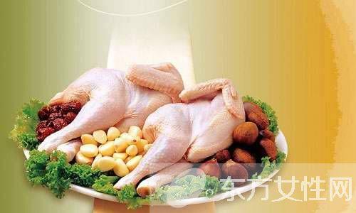 吃鸡肉的好处有哪些 5大做法教你如何益气补血