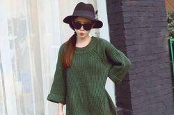 秋季女装时尚混搭风格 上街这么穿回头率老高了