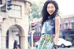 国内时尚街拍精华篇 各种元素的搭配技巧推荐