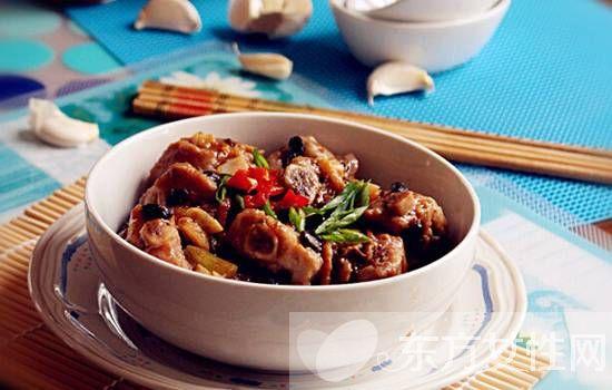 豆豉蒸排骨的家常做法 烹饪技巧要记牢