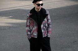 欧美复古时尚风格推荐 个性男神怎么穿都这么帅