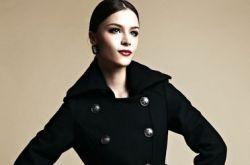欧美复古风时尚外套 简约大方的美才更有味道