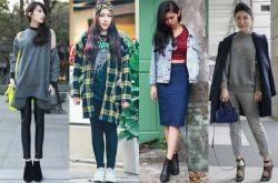 时尚炫酷穿搭术推荐 一件衣服多种穿法才叫绝