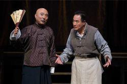 演员杨立新携手陈佩斯 两大老戏骨感慨创作《戏台》