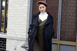 韩国秋冬时尚穿搭法 就要你美美的过冬
