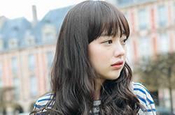 卷发夹怎么用 看日本妹子简单发夹玩弄百变造型