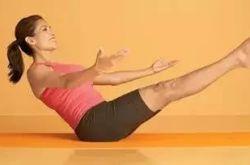 5个体式减肥瑜伽动作 让脂肪high起来