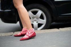 参加Party也能让你艳压全场的12双平底鞋