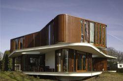 坐落在瓦格宁根莱茵河的Nefkens豪宅