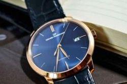 晴朗的奢侈腕表 蓝色表盘腕表系列