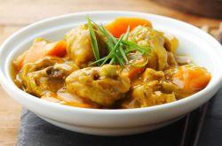 咖喱鸡块的四种做法 香浓细滑口味佳
