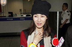李嘉欣滞留机场 质问航空公司却被网友酸
