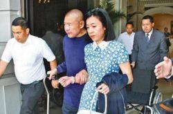 甘比刘銮雄结婚 正式升级千亿太太