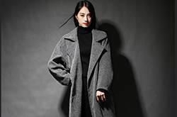 时尚大衣外套搭配 御寒保暖气场十足