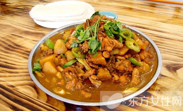 新疆菜大盘鸡的做法 大盘鸡的营养价值