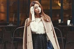 矮胖女生冬季时尚穿搭 遮肉显瘦又极具魅力