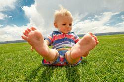 宝宝学走路的最佳时间 妈妈们选对了吗