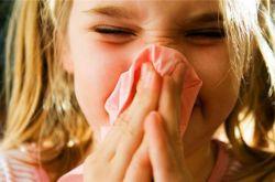 孩子鼻炎不妨试试这几个中医小偏方