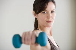 8款瘦手臂操 每天10分钟让练成壮士臂