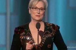 梅姨获终身成就奖 被称为世界上最会演戏的女人