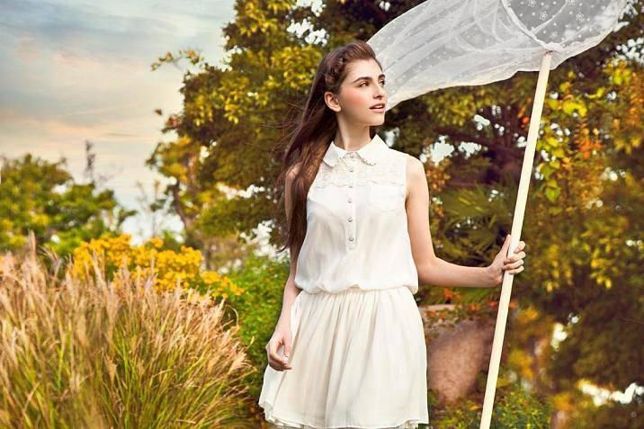 春季服装搭配示范 这样穿让你美翻整个春季