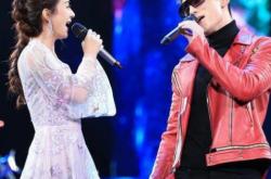 赵丽颖跨年疑假唱 网友不是专业歌手养眼就够了