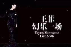 王菲2016幻乐一场演唱会 庆功宴上终开金口
