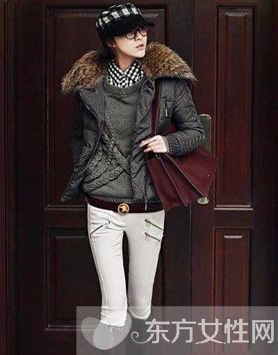 秋冬时尚混搭范 学会这几招甩路人几条街