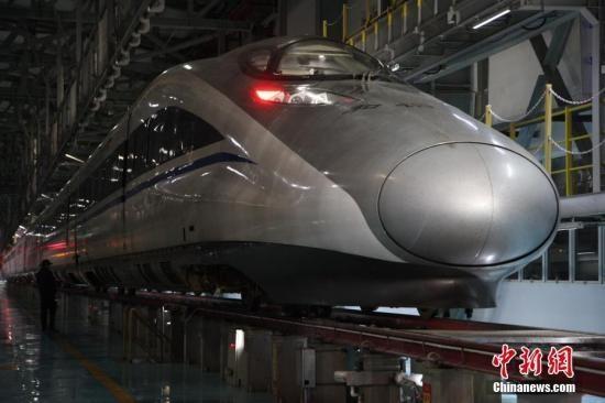 4月16日起全国铁路实行新列车运行图