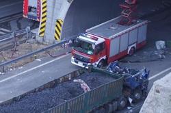 河北张石高速爆燃事故