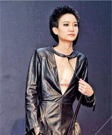 女歌手卢凯彤金曲奖公开出柜 去年已结婚
