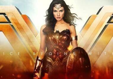 《神奇女侠》登顶北美周五票房 打破女导演票房