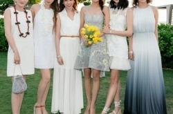 安以轩与陈荣炼夏威夷大婚 众多明星纷纷送祝福