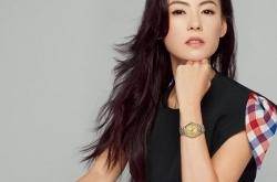 张柏芝最新大片尽显熟女优雅 网友叹其不着岁月