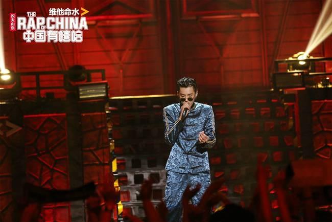 《中国有嘻哈》吴亦凡新歌首演 先导EP《6》破记