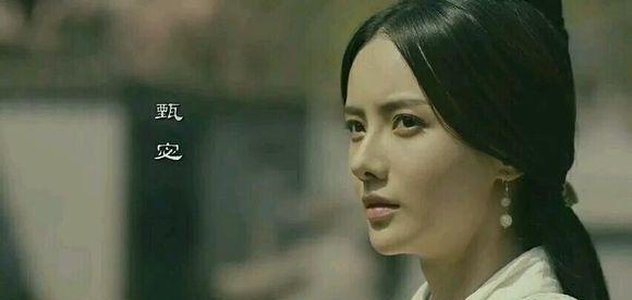 《军师联盟》美人排行,刘涛只能排第五