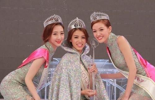 2017港姐冠军出炉 揭昔日最美港姐现状