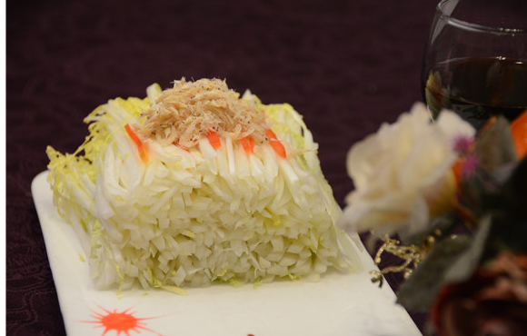 拥有白菜的价,有着美味的身!白菜的做法大全