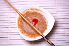 杏仁黑芝麻油麦菜步骤4