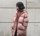 矮个萌妹子冬季如何穿搭 显高有修身就是这款