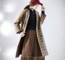 復古大衣怎么穿好看 復古款式的大衣怎么內搭