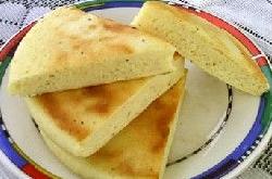 原味豆渣厚锅饼