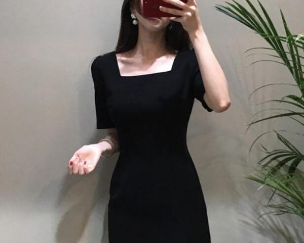 方领连衣裙显瘦吗 什么款式的方领连衣裙好看