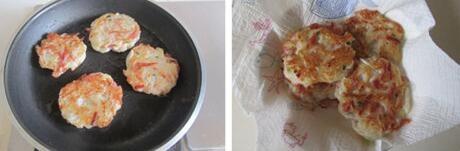 培根萝卜丝饼的做法步骤7-8